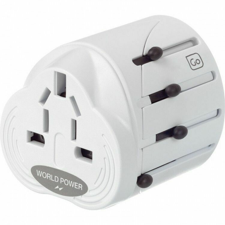 World Adaptor USB Charger