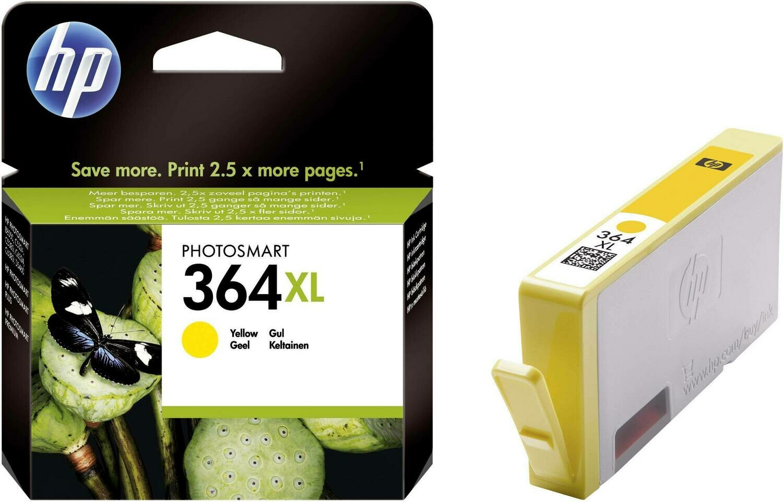 HP 364XL Gelb