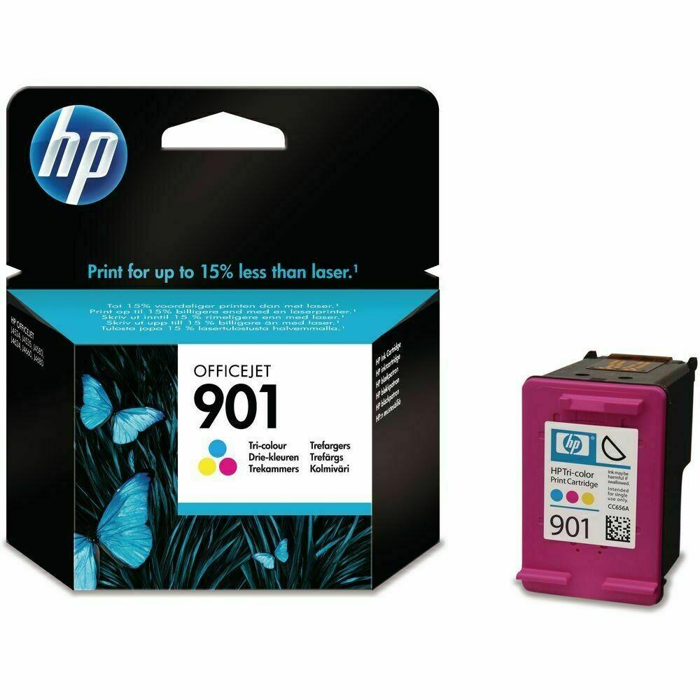 HP 901 Tri-colour