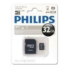 PHILIPS MicroSD 32GB