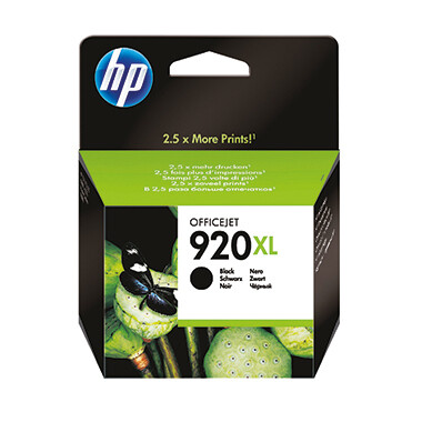 HP Officejet 920XL Schwarz