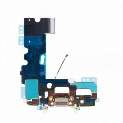 Flex mit Lightning-Kopfhörer-Anshluss und Mikrofon für iPhone 7 mit Home Button Flex mit Zurück Funktion