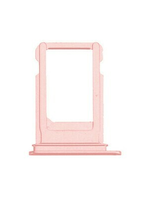 iPhone 7 Sim Tray Pink Roségold
