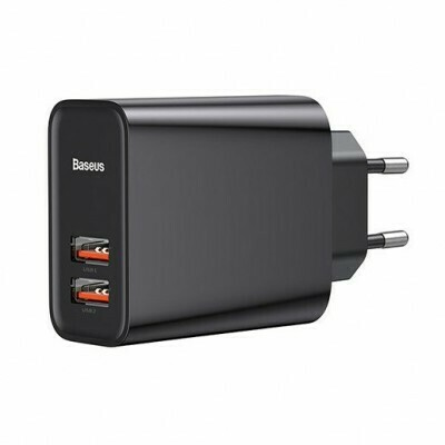 Baseus Speed Dual Quick Charger USB