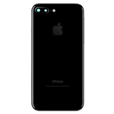 iPhone 7 Plus Mittelrahmen Rahmen / Gehäuse, Tasten vormontiert Schwarz