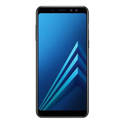 Galaxy A8 (2018) A530 Duo Schwarz
