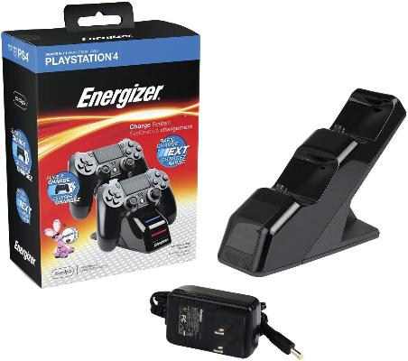 Energizer Playstation 4 Charging System