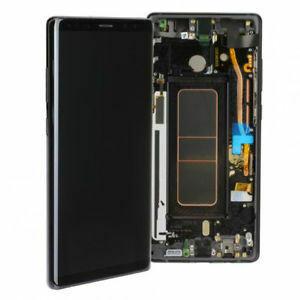 LCD Display in Schwarz für Samsung Galaxy Note 8