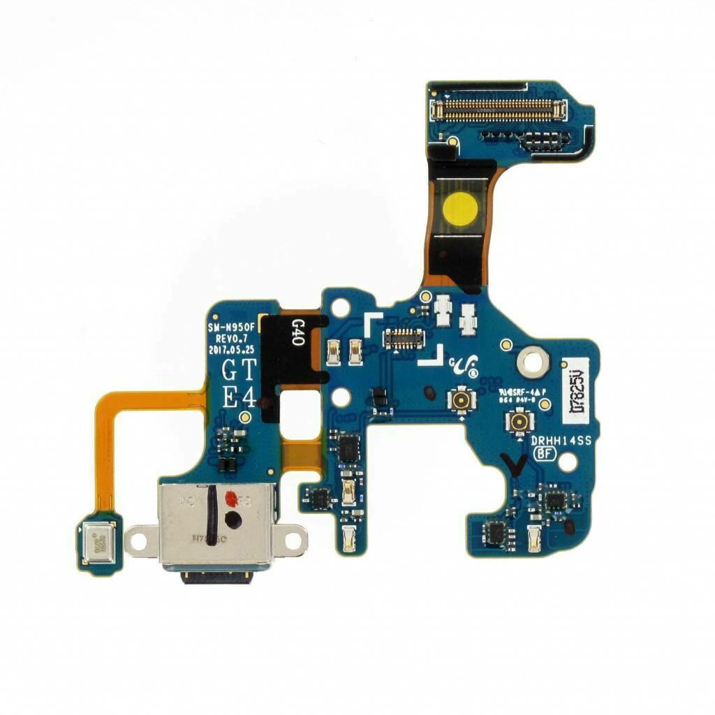 USB Typ-C Flex-Kabel mit Mikrofon für Samsung Galaxy Note 8 Duos