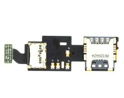 GH59-14204A Original SIM - microSD Leser für Samsung Galaxy Note Edge SM-G915FY