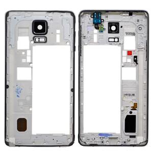 GH96-07639B Original Rahmen in Schwarz für Samsung Galaxy Note 4 SM-N910