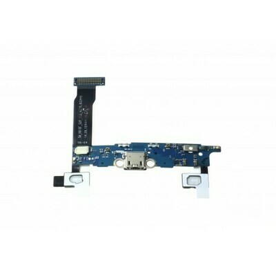 GH96-07895A Original Flex mit USB Anschluss, Home und Menu Tasten für Samsung Galaxy Note 4 SM-N910F