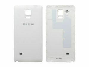 GH98-34209A Original Akku Deckel in Weiss für Samsung Galaxy Note 4 SM-N910