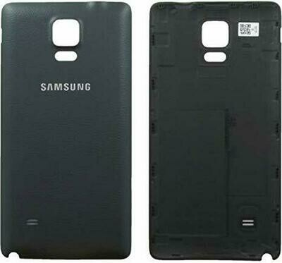 GH98-34209B Original Akku Deckel in Schwarz für Samsung Galaxy Note 4 SM-N910
