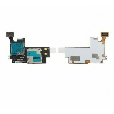 Simkartenleser N7100,sim halter Samsung Galaxy Note 2 GH59-12688A