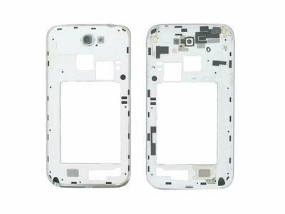 GH98-24442A Original Rear Case für Samsung Galaxy Note 2 GT-N7100 Weiss