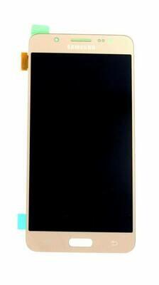 GH97-18792A LCD Samsung SM-J510 Galaxy J5 (2016) GOLD Display Glass