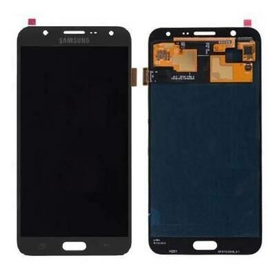 GH97-18855B LCD Display für J710F Samsung Galaxy J7 2016 in Schwarz