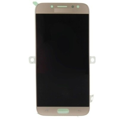 LCD Display in Gold für Samsung SM-J730F/DS Galaxy J7 Duos (2017)