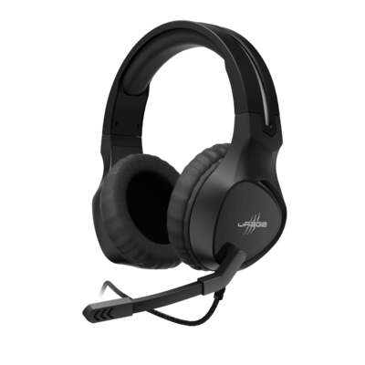"uRage Gaming-Headset ""SoundZ 300"", Schwarz"