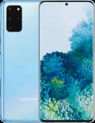 Galaxy S20+ 5G Dual SIM G986B 128GB CH Cloud Blue