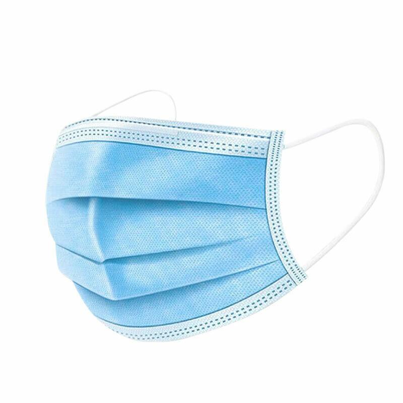 Antibacterial Face Cover 50PCS