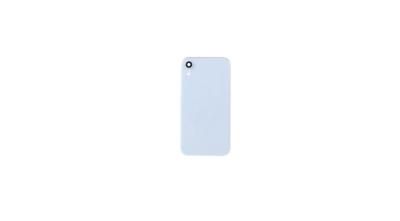 Batterietür Mittlerer Rahmen mit Kleinteilen für iPhone XR Weiss