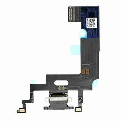 Ladeanschluss Flexkabel für iPhone XR Schwarz