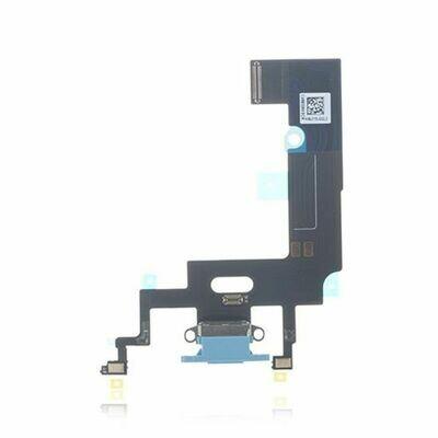 Ladeanschluss Flexkabel für iPhone XR Blau