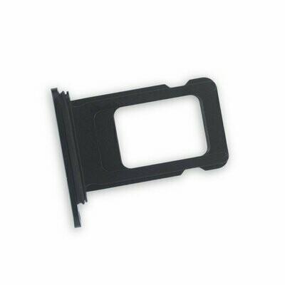 SIM-Kartenfach für iPhone XR Schwarz