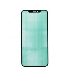 Glaslinse für iPhone XS Max Schwarz OEM