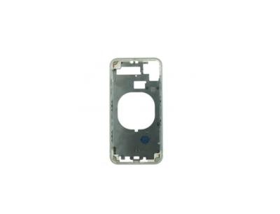 Mittlerer Rahmen für iPhone 11 Weiss