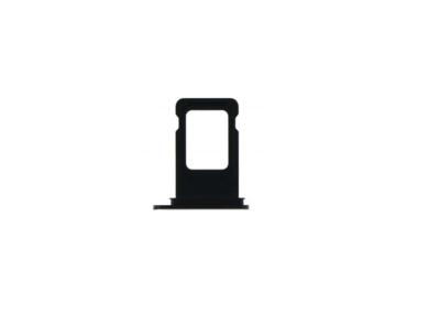 SIM-Kartenfach für iPhone 11 Schwarz
