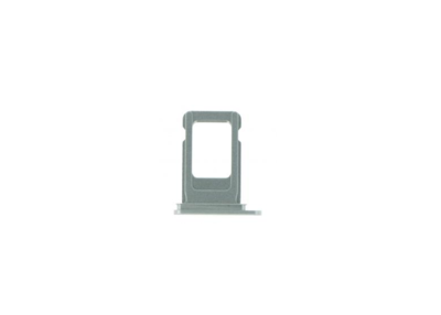 SIM Kartenfach für iPhone 11 Weiss