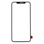 Glaslinse für iPhone 11 Pro Max Schwarz