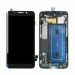 Samsung Galaxy S6 Edge Plus Bildschirm Blau