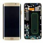 Samsung Galaxy S6 Edge Plus Bildschirm Gold