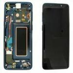 Samsung Galaxy S9 Plus Bildschirm Blau