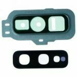 Kameraobjektiv und Blende für Samsung Galaxy S10e Prisma Green Ori