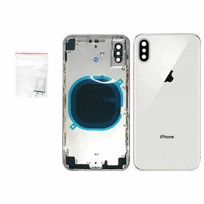 Backcover Gehäuse für iPhone X in Weiss