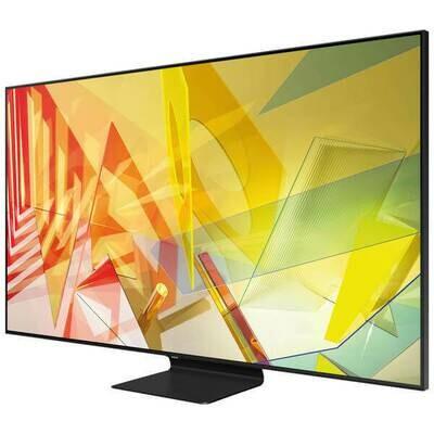 Samsung TV QE55Q90T Schwarz