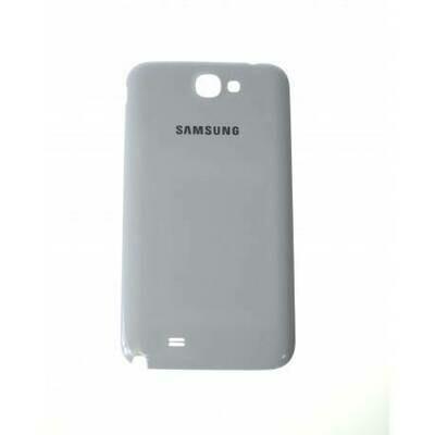 Akkutür für Samsung Galaxy Note II N7100 Weiß HQ