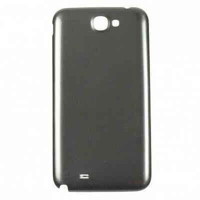 Akkutür für Samsung Galaxy Note II N7100 Grau HQ