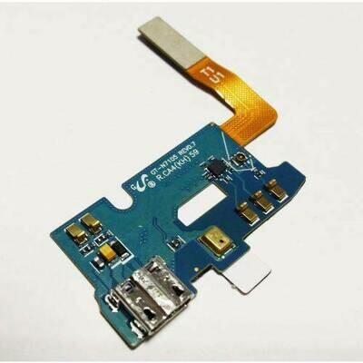 Ladeanschluss mit Flexkabel für Samsung Galaxy Note 2 N7105 Ori R.