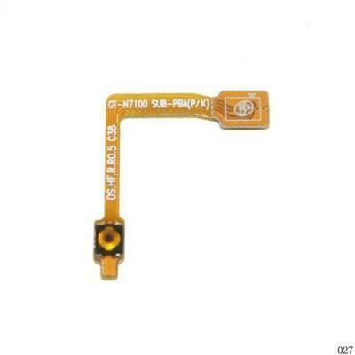 Netzschalter Flexkabel für Samsung Galaxy Note 2 N7100 Ori R.
