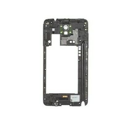 Mittlerer Rahmen für Samsung Galaxy Note 3 N900V Schwarz HQ