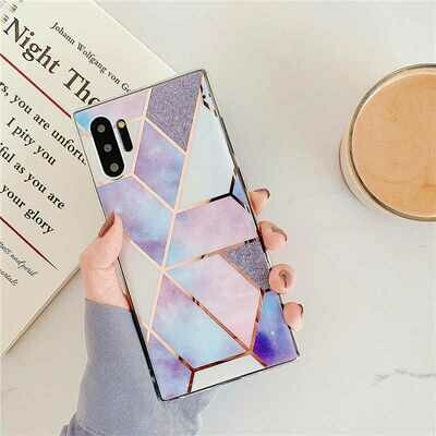 Samsung NOTE 10 Pro   fundas marmol Cover Hülle