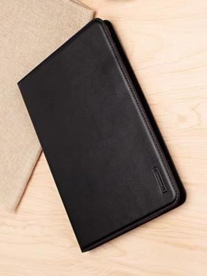 Hanman iPad Pro 12.9 2020/2018 Flip Cover Schwarz