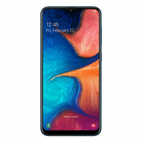 Galaxy A20e Dual SIM A202F 32GB Schwarz