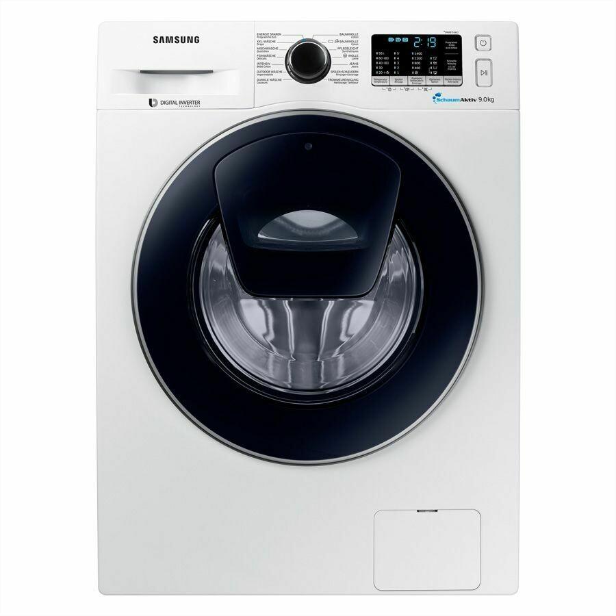 Waschmaschine WW5500, 9kg, AddWash, SchaumAktiv